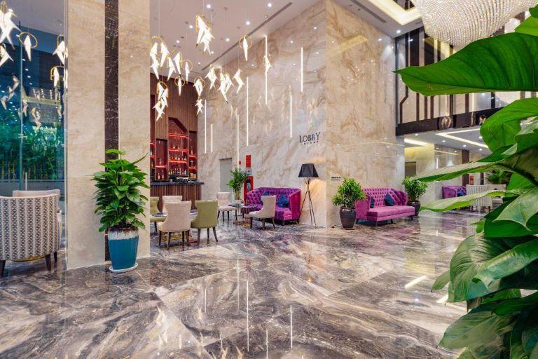 The Art Nest Hotel nội thất