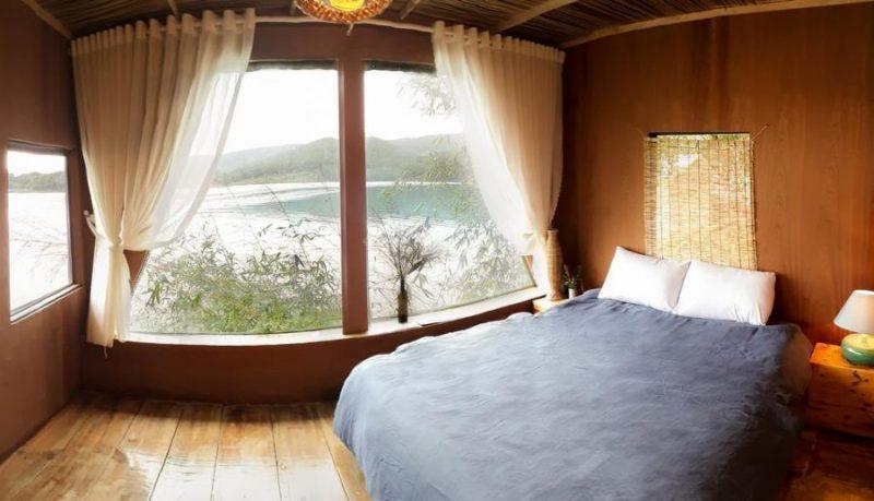 Khách sạn The Lake House Hồ Tuyền Lâm