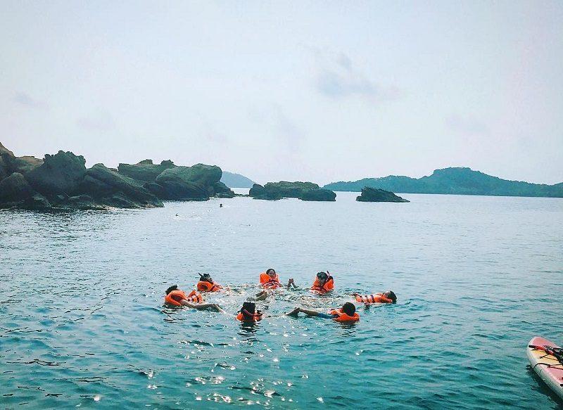 Hòn Dăm | Du lịch Phú Quốc