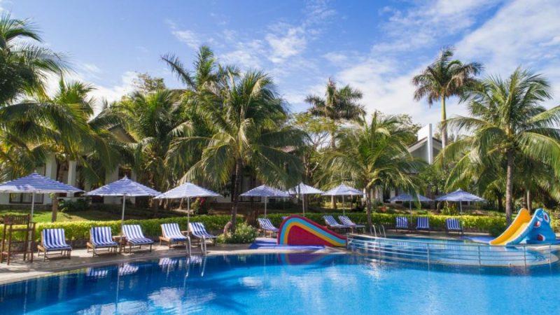 Carmelina Beach Resort Bình Châu