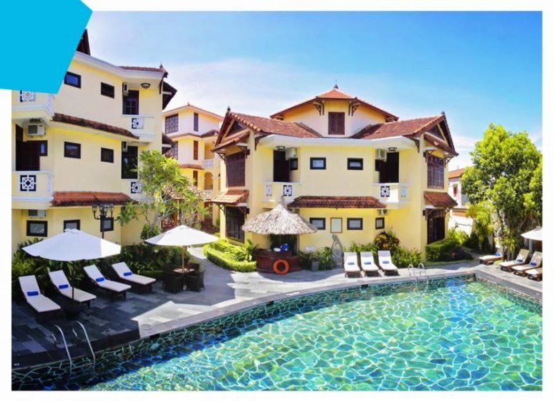 review kinh nghiệm thuê khách sạn
