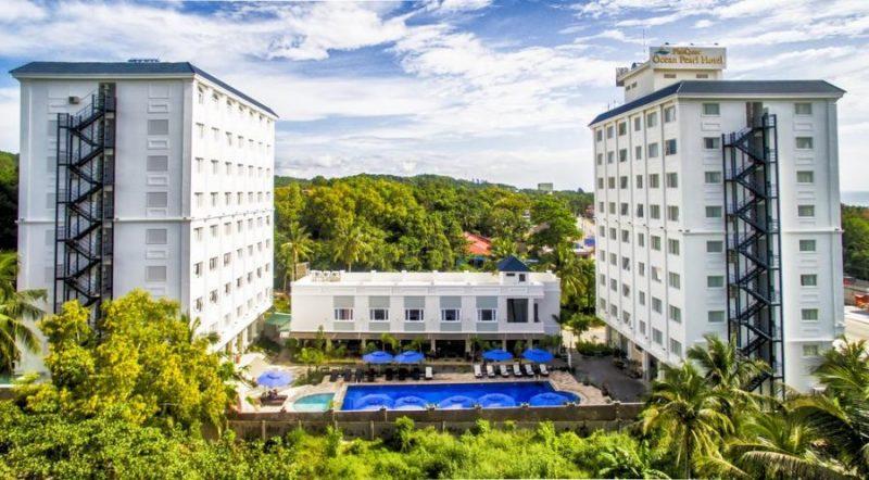 Khách sạn Ocean Pearl Hotel
