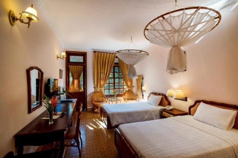Phòng tại Hồ Cốc Beach Resort Bình Châu Vũng Tàu