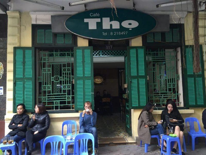 Thọ cafe