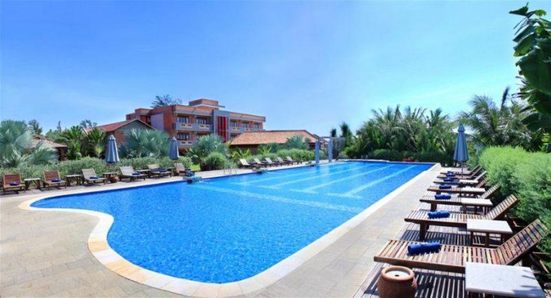 khu nghỉ dưỡng Blue Shell Resort