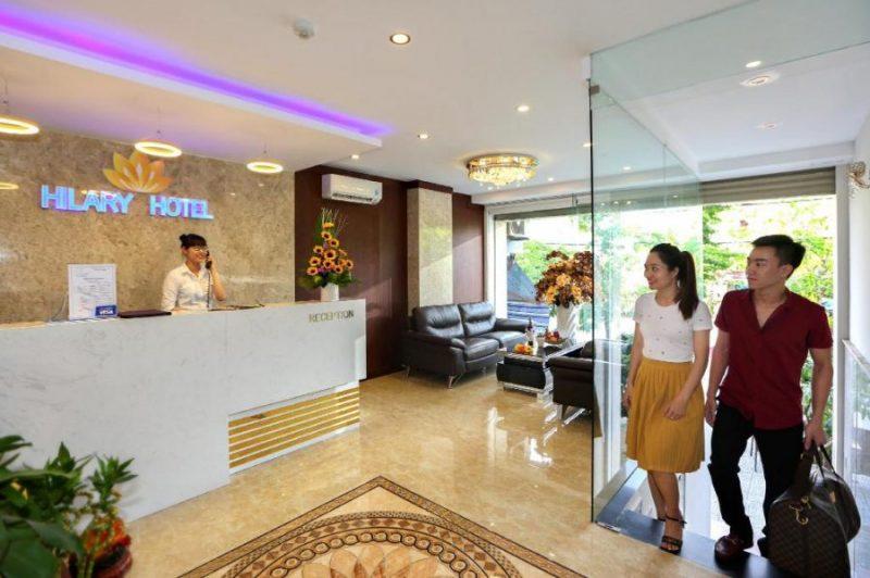 hilary hotel Đà Nẵng