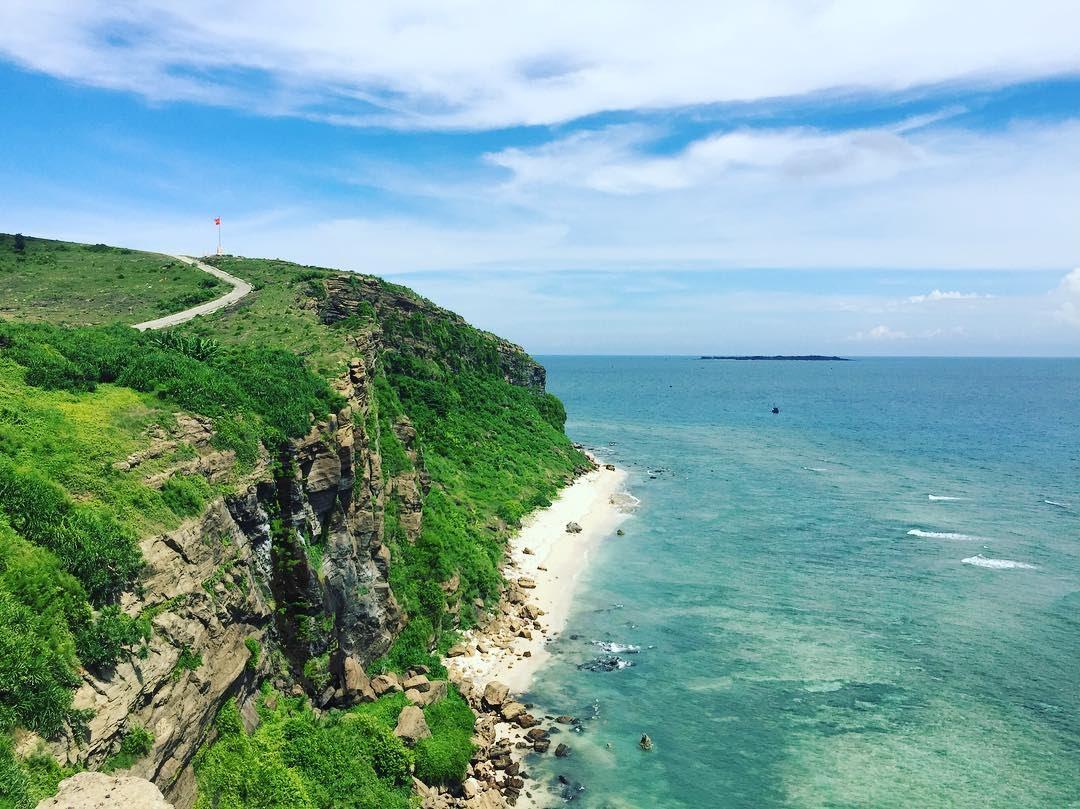 Du lịch đảo Lý Sơn - địa điểm du lịch mùa hè