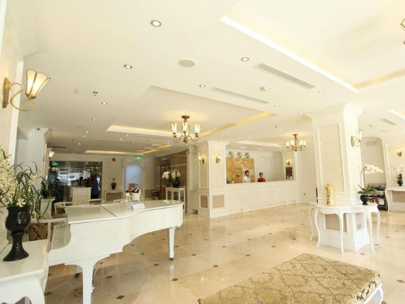 City Bay Palace - Một trong các khách sạn tại Hạ Long tầm trung chất lượn