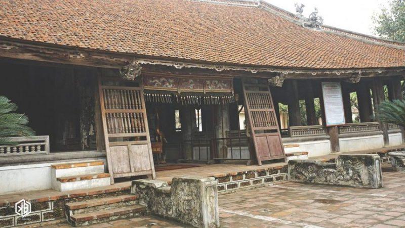 Khu nhà cổ Đường Lâm