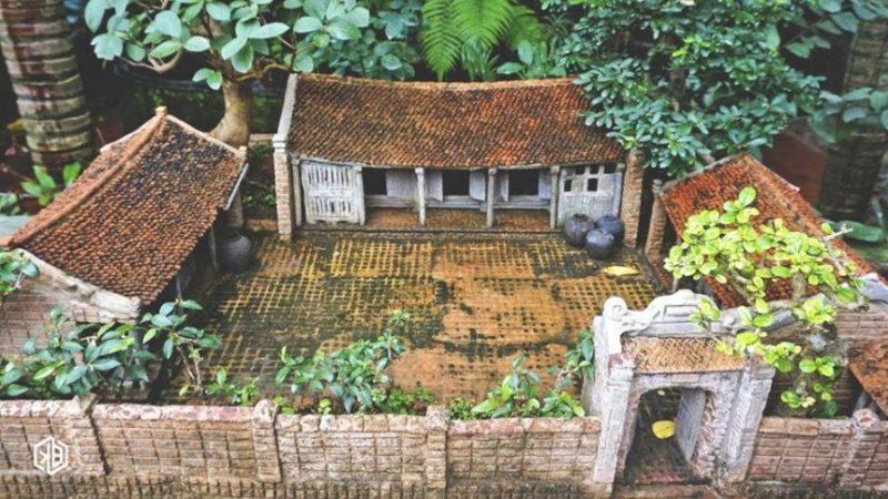 Một căn nhà cổ đầy đủ tại Đường Lâm