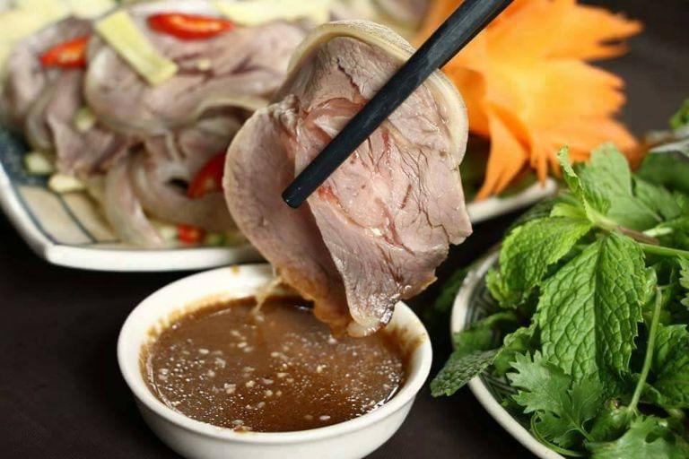 Thịt dê - Ninh Bình:
