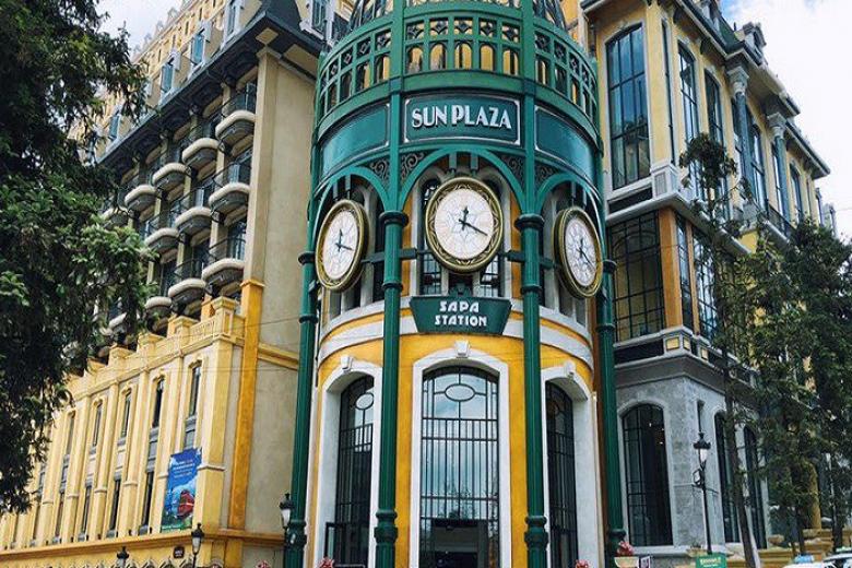 Khách sạn MGallery Sapa