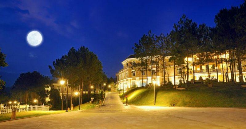 Khách sạn Edensee Lake Resort & Spa Đà Lạt Hồ Tuyền Lâm