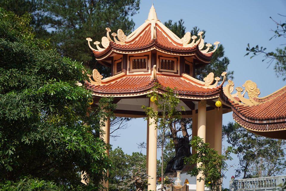 thiền viện trúc lân tây thiên