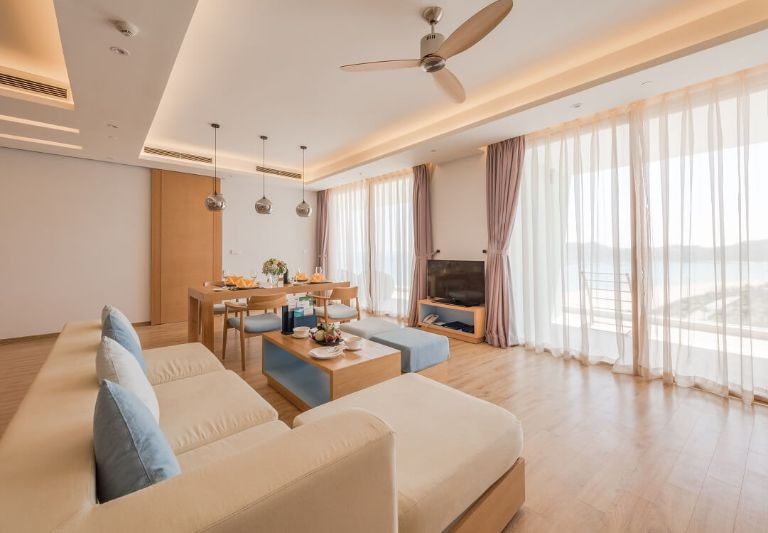 Phòng Family Suite Deluxe FLC Quy Nhơn