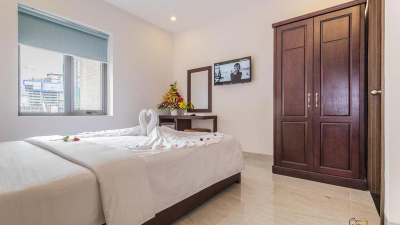phòng azure hotel Đà Nẵng