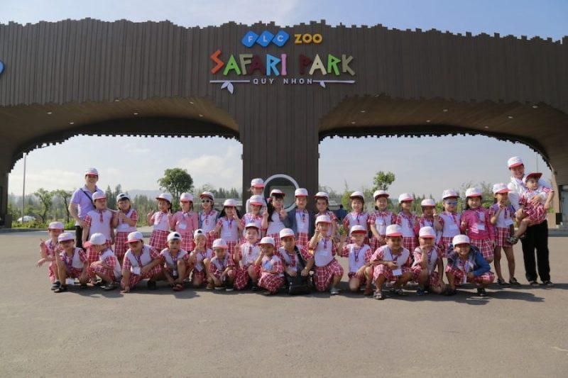 Công viên FLC Zoo Safari Park