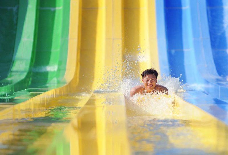 trò chơi dưới nước
