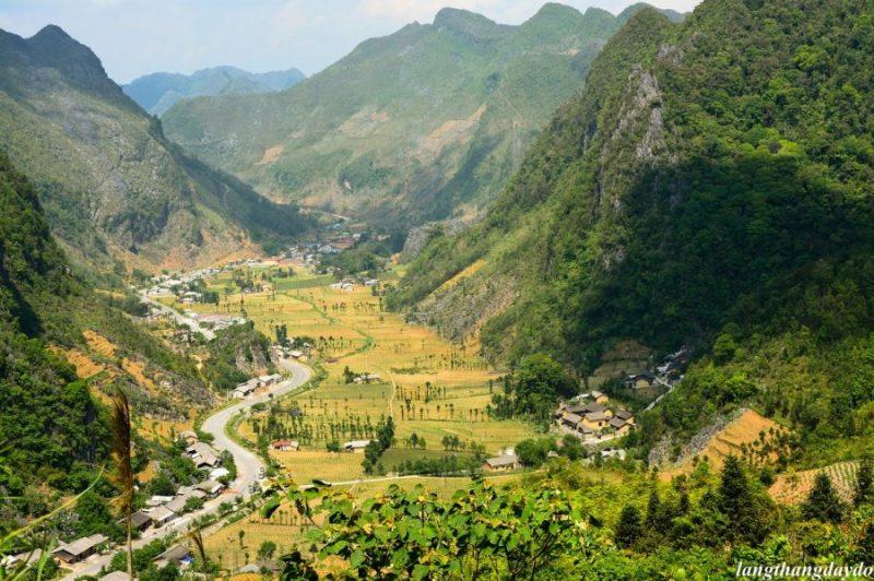 Thung lũng Tây Bắc
