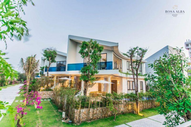 Rosa Alba Resort & villa
