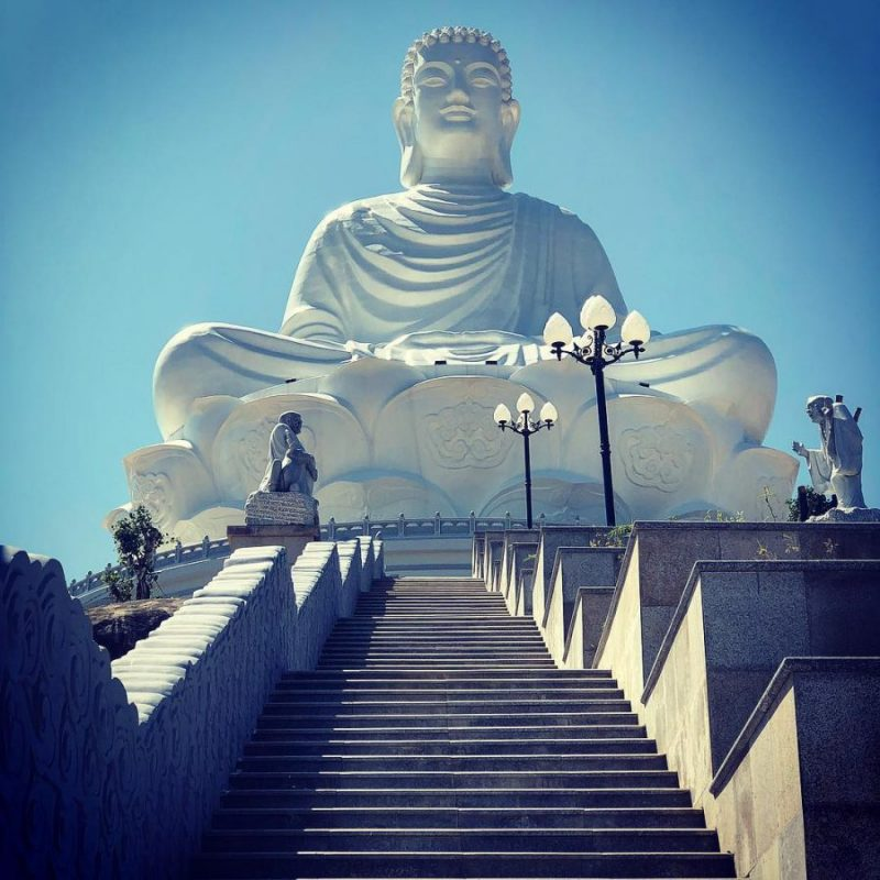 Đền thờ ông núi Quy Nhơn