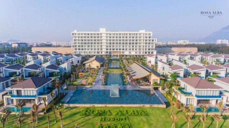 Rosa Alba Resort & Villas 5 sao: Địa chỉ, Bảng giá, Dịch vụ