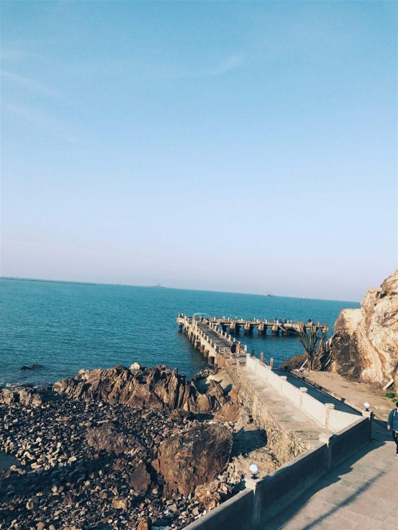 Biển Cửa Lò - đảo lan châu