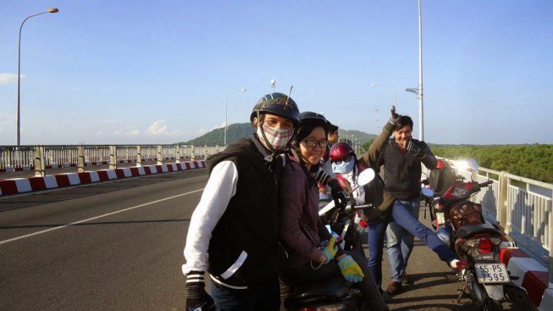 thuê xe máy đi Vũng Tàu