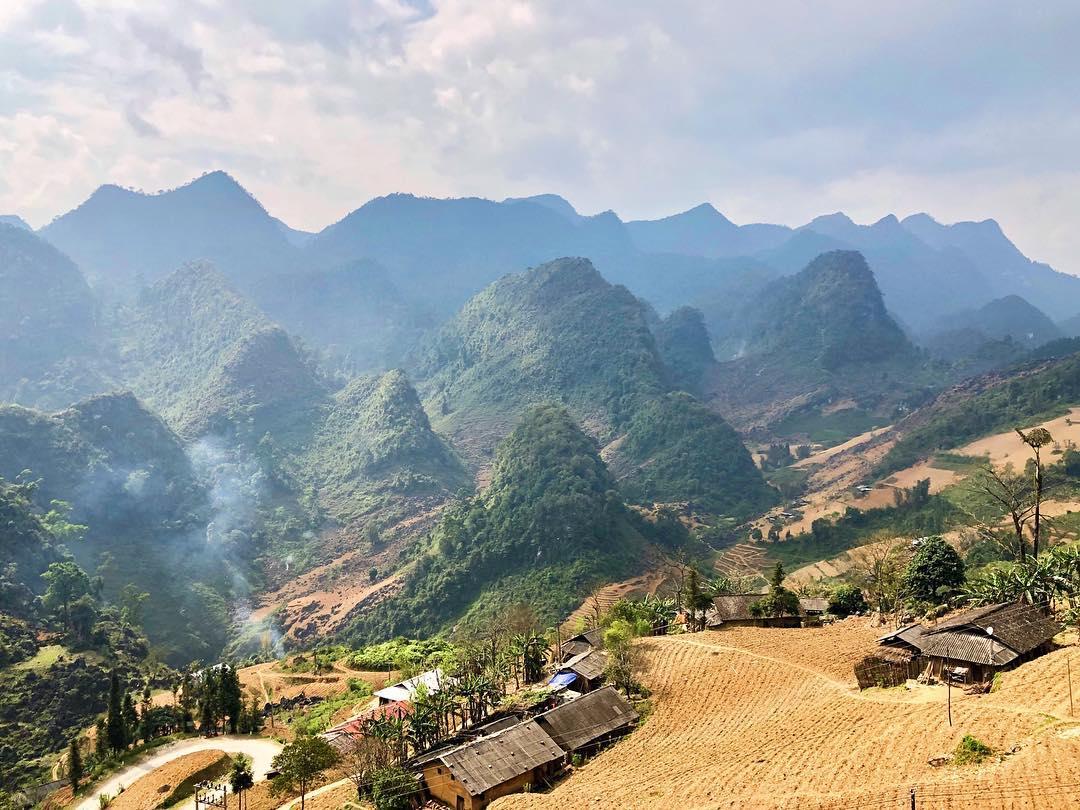 Đồi núi Đồng Văn Hà Giang