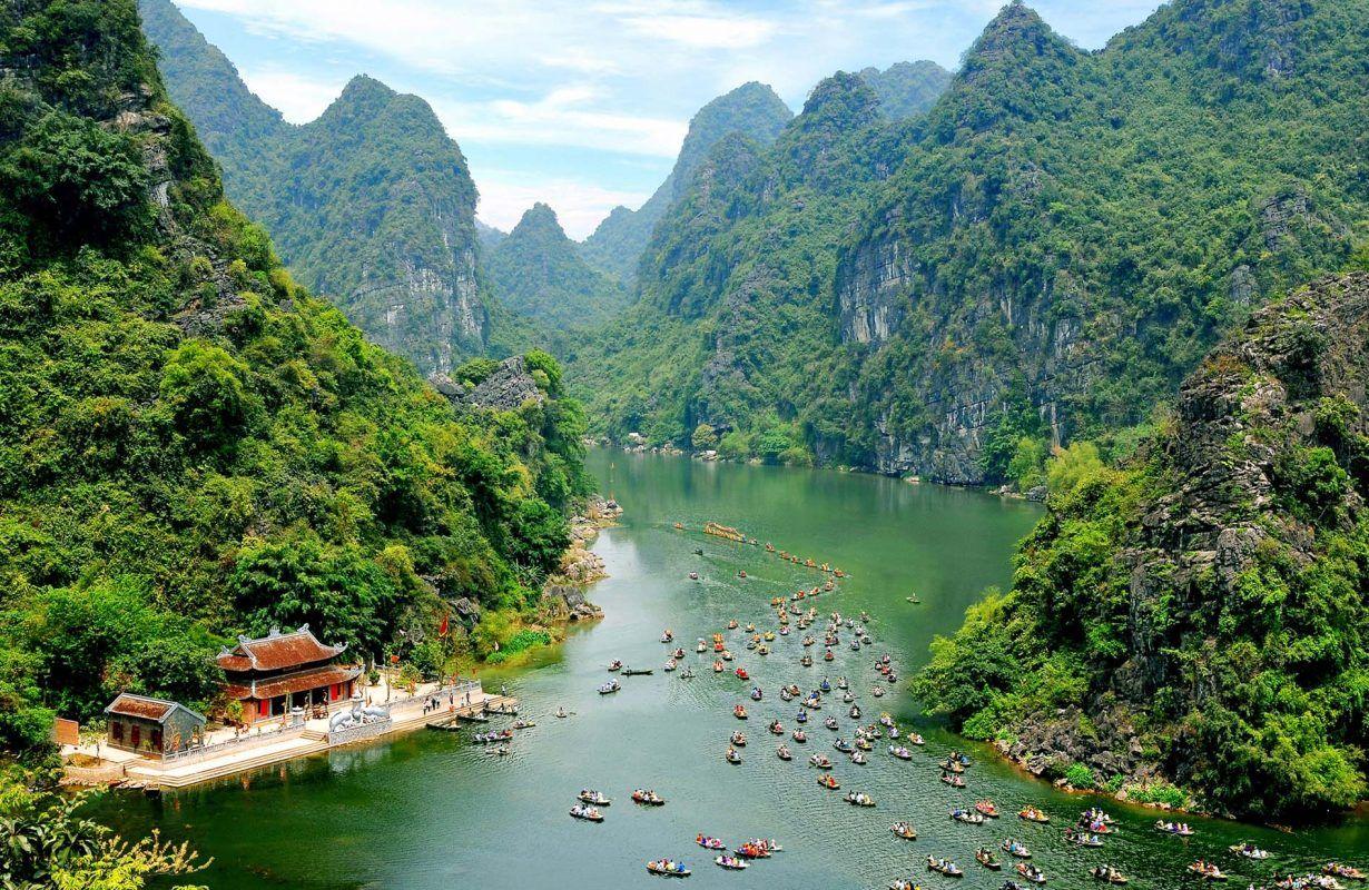 Tràng An – Ninh Bình địa danh du lịch nổi tiếng miền Bắc