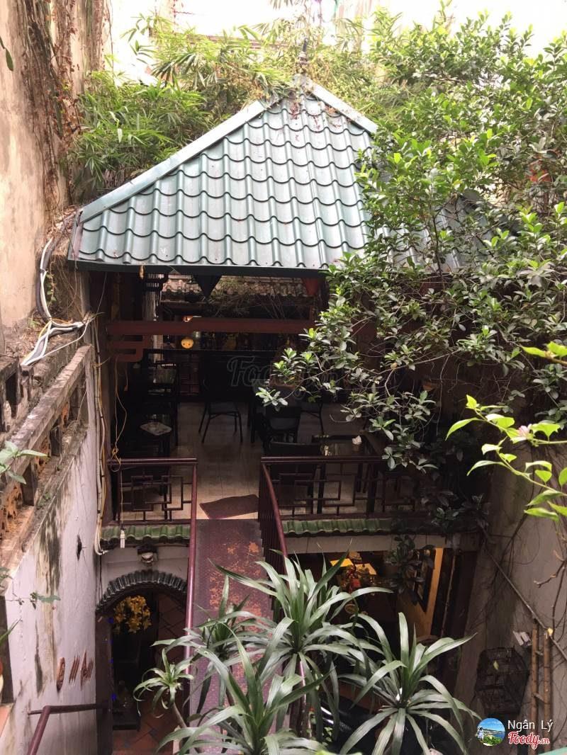 cafe vườn