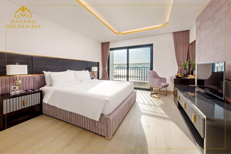 phòng sang trọng Golden Bay hotel Đà Nẵng