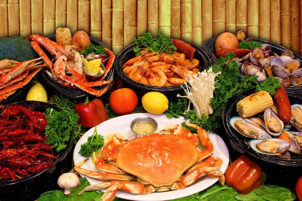 đồ ăn biển