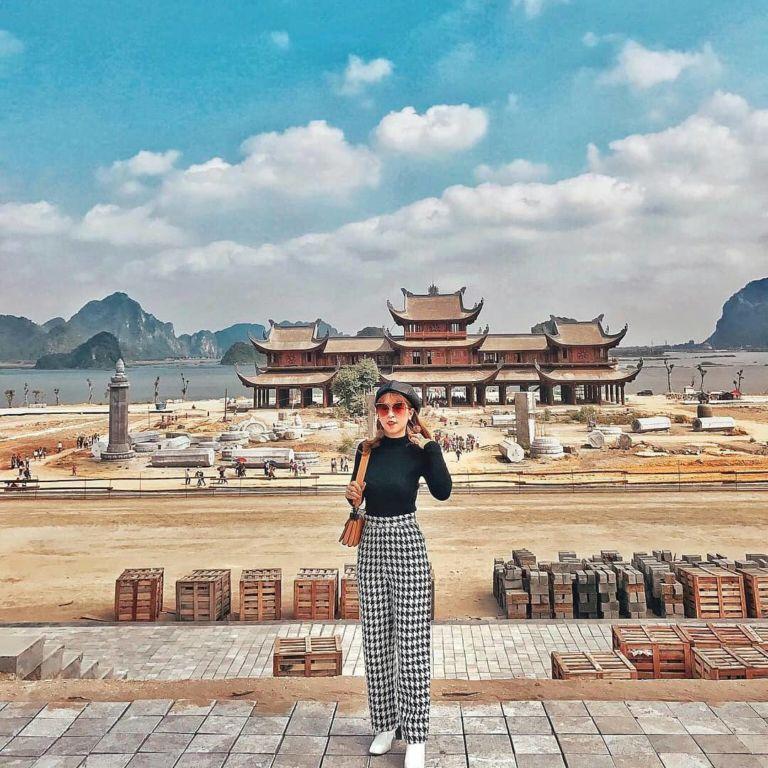 Cổng Tam Quan - Chùa Tam Chúc