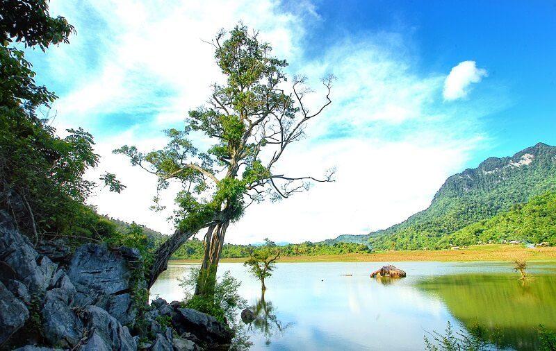 hồ noong
