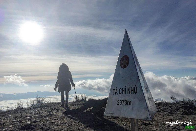 đỉnh Tà CHì Nhù