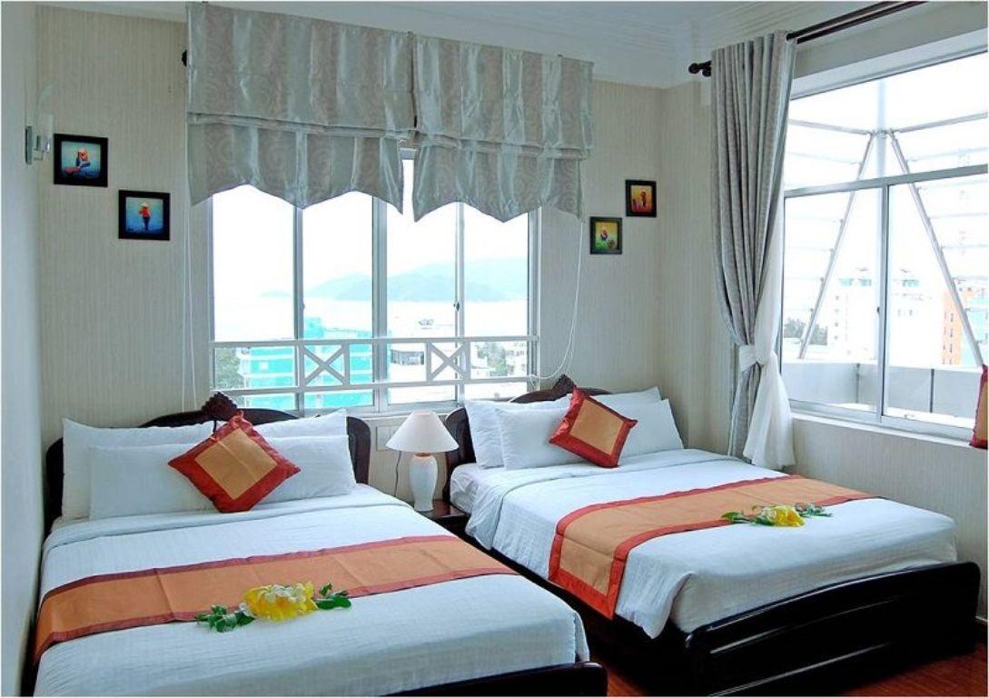 khách sạn bình dân ở Nha Trang