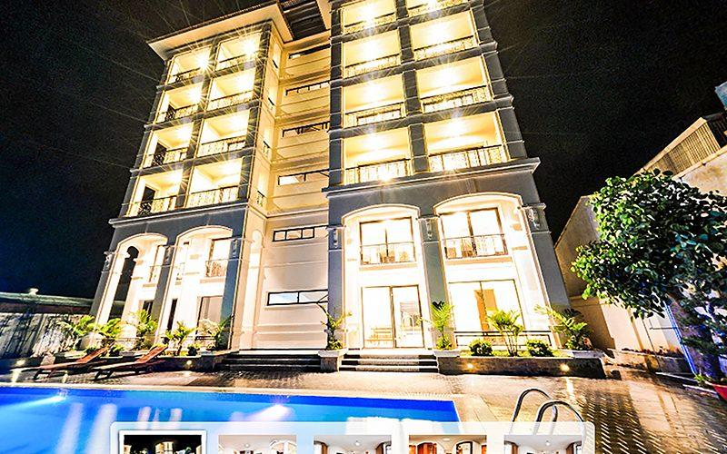 Praha Hotel, điểm dừng chân lý tưởng khi bạn đến với Phú Quốc