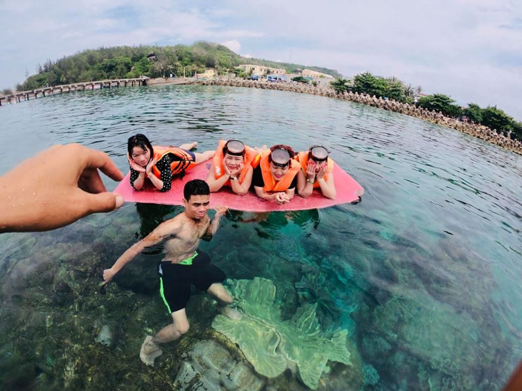 Kinh nghiệm du lịch đảo xanh