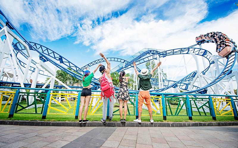 Vinpearl Land Phú Quốc - điểm nghỉ dưỡng tuyệt vời tại Phú Quốc