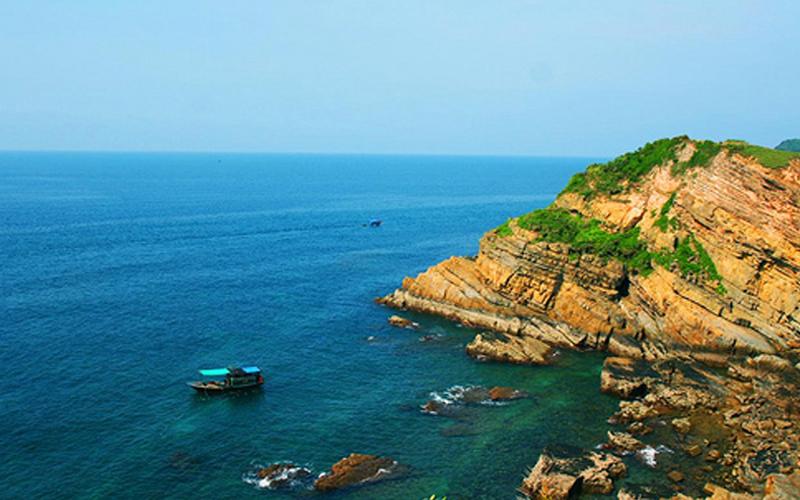 Mũi Gành Dầu - địa đầu của đảo Ngọc Phú Quốc