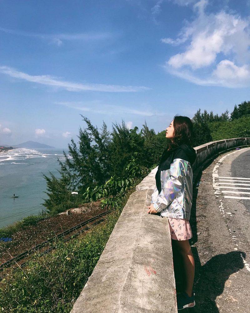Đường đến vịnh Lăng Cô