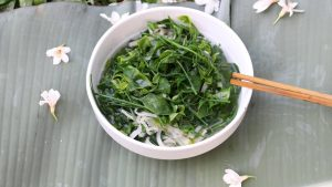 Canh rau Sắng