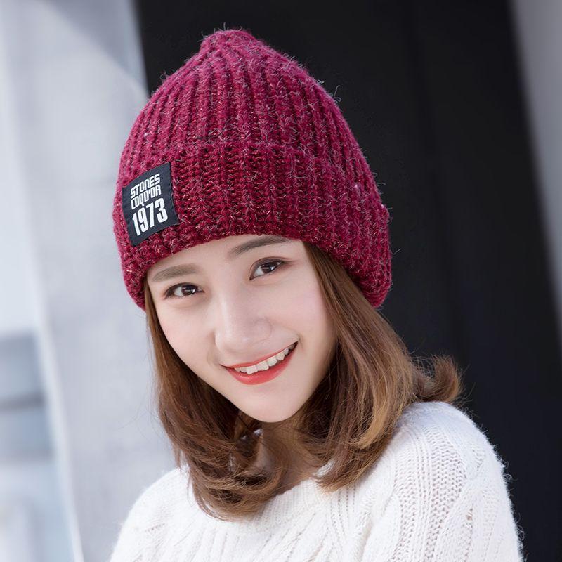 Mũ len tròn