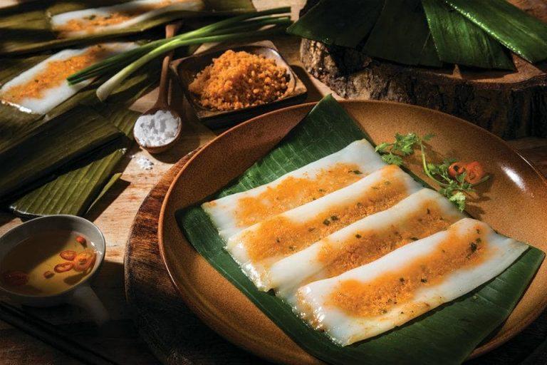 Bánh bột lọc ngon miền Trung