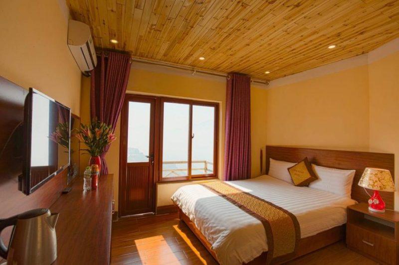 phòng tại Khách sạn Mùa Xuân Sapa