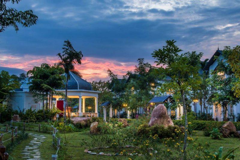 Review TOP 10 Resort gần Hà Nội – đẹp quên lối về – MOTOGO