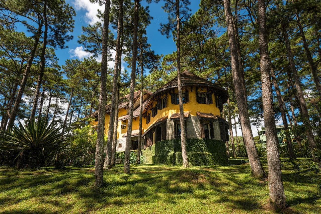 Khu nghỉ dưỡng Ana Mandara Villas hòa hợp với thiên nhiên