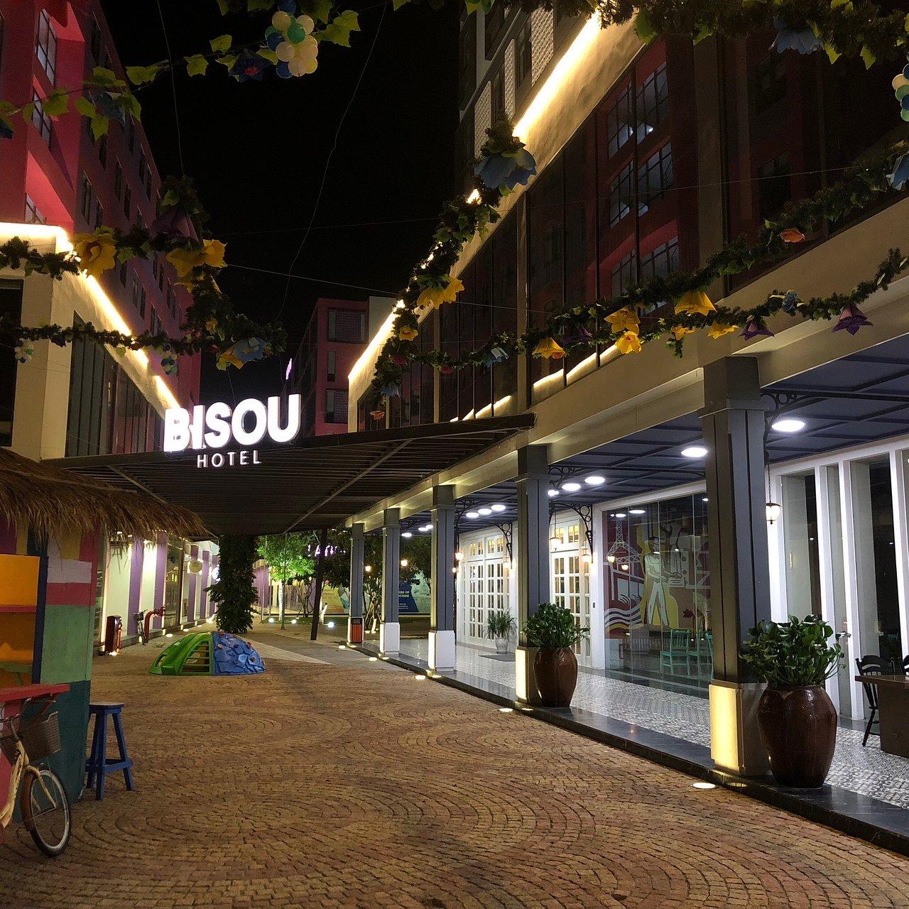 Khách sạn Bisou Đà Nẵng tái hiện khung cảnh thời Đông Dương