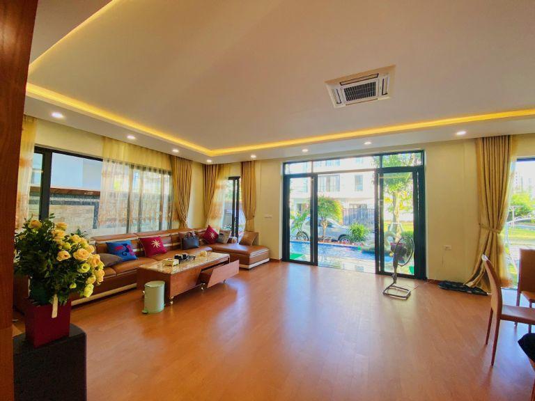 Phòng khách Biệt thự San Hô - FLC Sầm Sơn